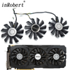 87mm PLD09210S12HH 0 4A Cooling Fan Replace For MSI GeForce GTX 1070 1060 1080 1080Ti 980Ti