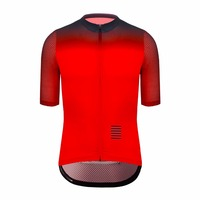 UPDATE Version 2017 RED PRO TEAM AERO Short Sleeve Cycling Jerseys Summer Ropa Ciclismo ROAD Speed