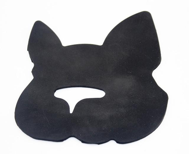 2 Piece / Set Pet Feeder + Nugget Shape Ceramic Bowl Skid Pad Pet Dog Edible Convenience Fit Free Shipping