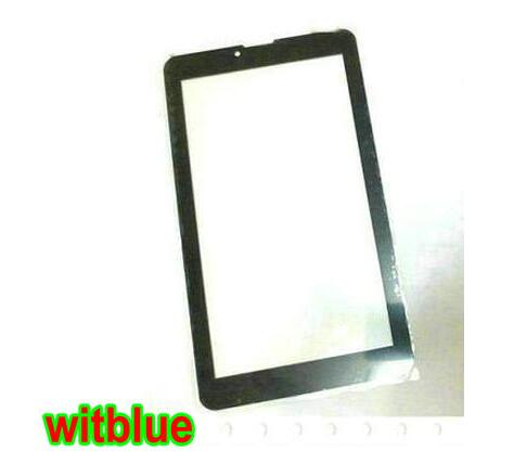 Witblue New Touch screen Digitizer For 7 FinePower B2 3G Tablet Touch panel Glass Sensor replacement Free Shipping witblue new touch screen for 10 1 tablet dp101213 f2 touch panel digitizer glass sensor replacement free shipping