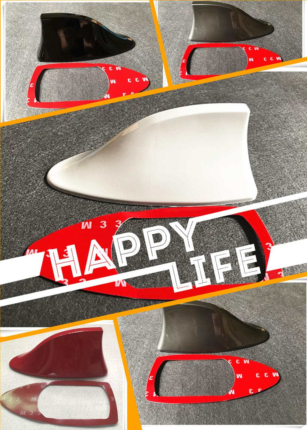 Car-styling Car Shark Fin Antenna Special Car <font><b>Radio</b></font> Aerials Auto Antenna Signal For <font><b>Volvo</b></font> C30 <font><b>C70</b></font> S60 S90 V40 V60 XC60 XC90 S80L image