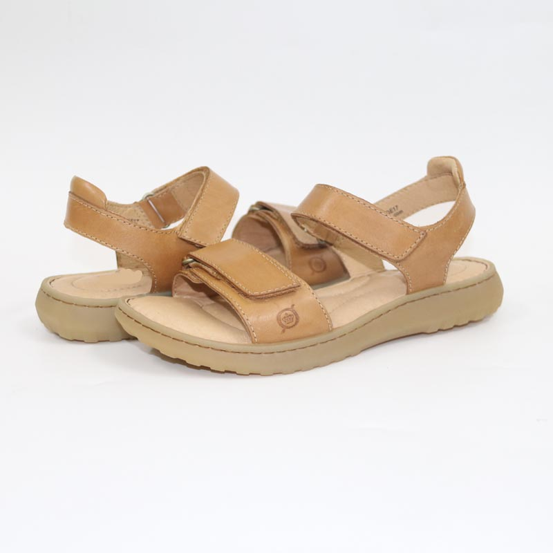 Wearing leather comfortable sandals Thick bottom women s sandals Leather SandalsLarge size sandals