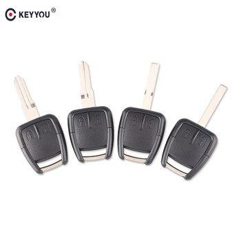 Chiave Telecomando per Chevrolet With Key Blade