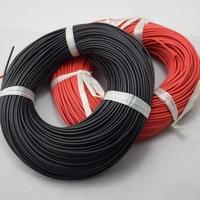 20 metre 16 awg göstergesi silikon teli esnek telli bakır kablolar rc sıcak satış