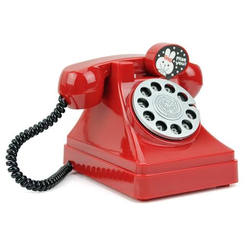 Cizgi telefonu Piggy Bank Yaxşı pul qənaət edən pul qutuları gizli seyf qutu Itazura Coin Bank15 * 12 * 13 sm pulsuz çatdırılma