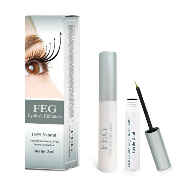 Serum Mascara Treatments-Lash Eyelash-Growth-Enhancer Natural FEG Medicine Lengthening
