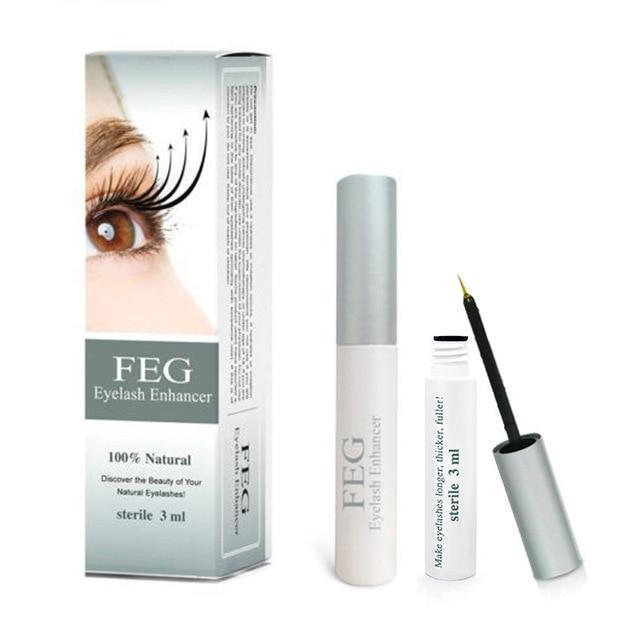 FEG Eyelash Growth Enhancer Natural Medicine Treatments 1