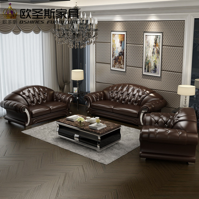 Buy From China Factory Direct Wholesale Valencia Wedding Italian Cheap  Leather Pictures Of Sofa Chair Set Part 61