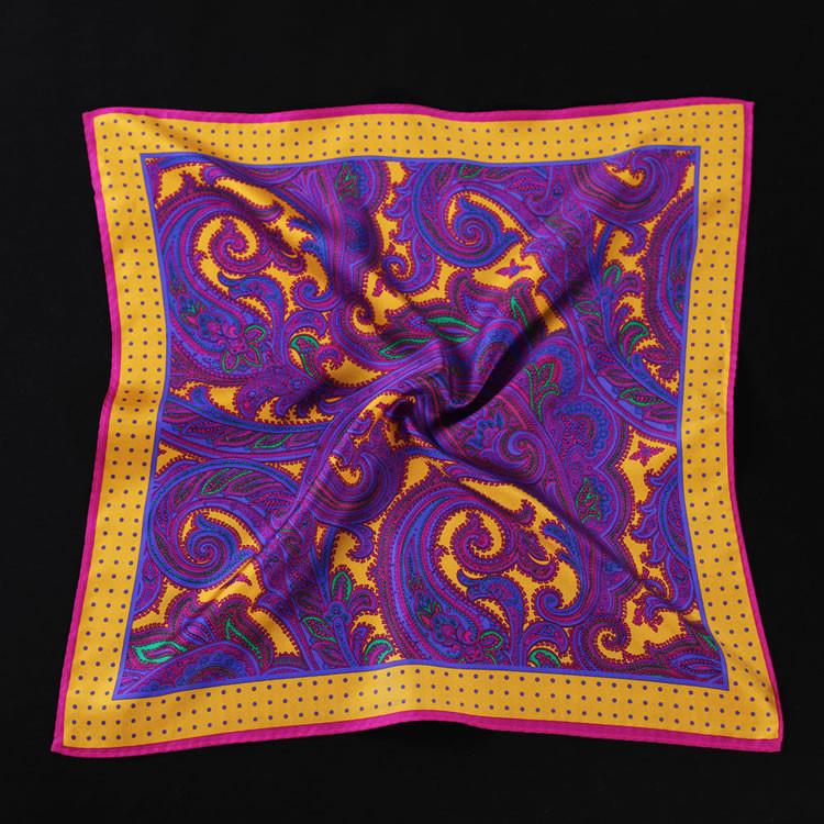 NG04 HN11P Purple Yellow Paisley (2)