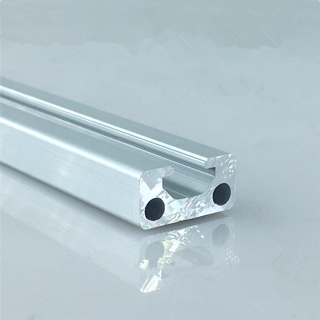 1020 aluminum extrusion profile groove width 6mm length 500mm industrial european standard aluminum profile workbench 1pcs
