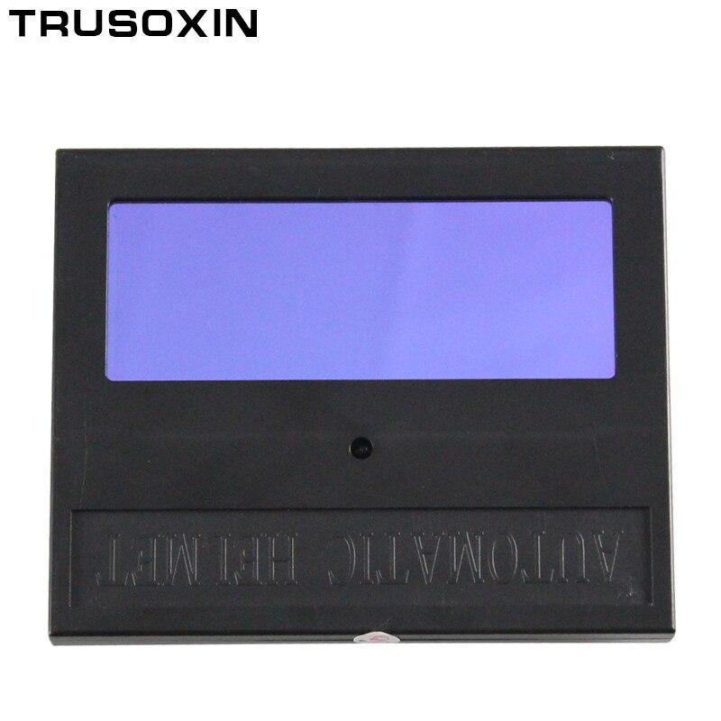 Auto Darkening Welding HelmetsWelder Gogglse/Weld Mask/Face Mask's Filter Best selling Cheap Free Shipping