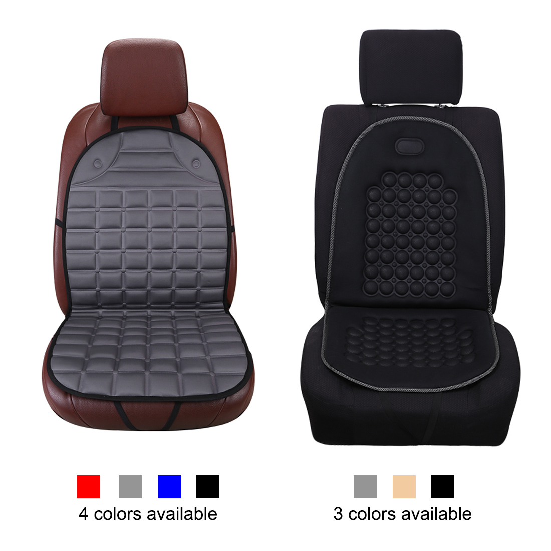 Dewtreetali Car <font><b>Seat</b></font> <font><b>Cover</b></font> Universal Warm Car <font><b>Seat</b></font> Cushion Winter Car Interior Accessories for <font><b>Peugeot</b></font> <font><b>206</b></font> Bmw e30 e36 image