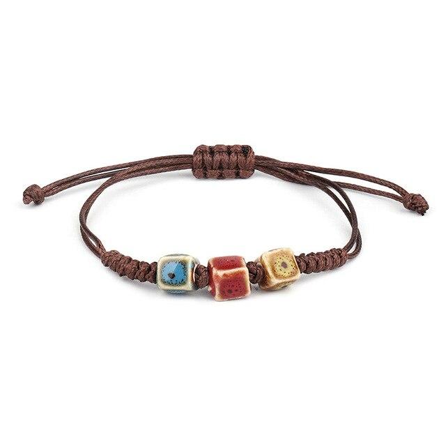 Creative Bracelet Ceramic...