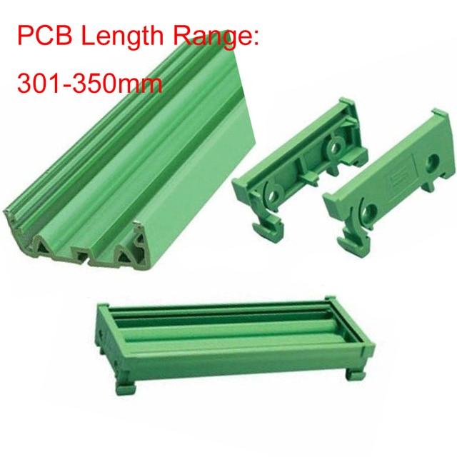 UM42 PCB L = 301 350mm kunststoff projekt box abs gehäuse für ...