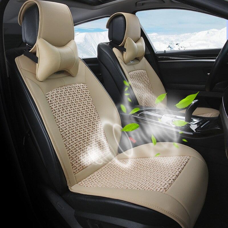 ФОТО Air cushion vehicle air cushion belt silk cushion summer electric fan cold air conditioning cooling mat cushion