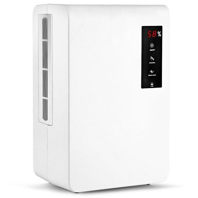 AX3 3L Secador De Aire Deshumidificador Eliminar La Humedad Para Armario De  Baño Cocina Sótano Armario