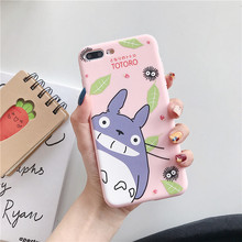 Totoro iPhone Case (4 Models)