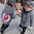 Baby Boys Jacket 2016 children's winter jackets Outerwear Coat Cotton Thick kids jacket Sports Hooded toddler boys blazer
