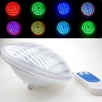 LED 12 V Không Thấm Nước IP68 Hồ Bơi Lights Par56 RGB 24 Wát Đài Phun Nước đèn 12 Volts Cải Cách Hành Chính 56 piscina luz để Sử Dụng Ngoài Trời CE ROSH