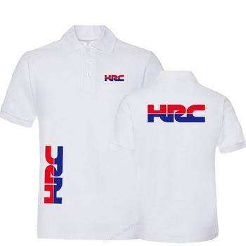 Nowy mężczyzna damska koszulka Polo mężczyzna dorywczo bawełna HRC koszulka Polo mężczyźni z krótkim rękawem duża ilość Polo mężczyźni biznes koszulki Polo tanie i dobre opinie Druk offsetowy Stałe Oddychające REGULAR COTTON OnesLNN Na co dzień