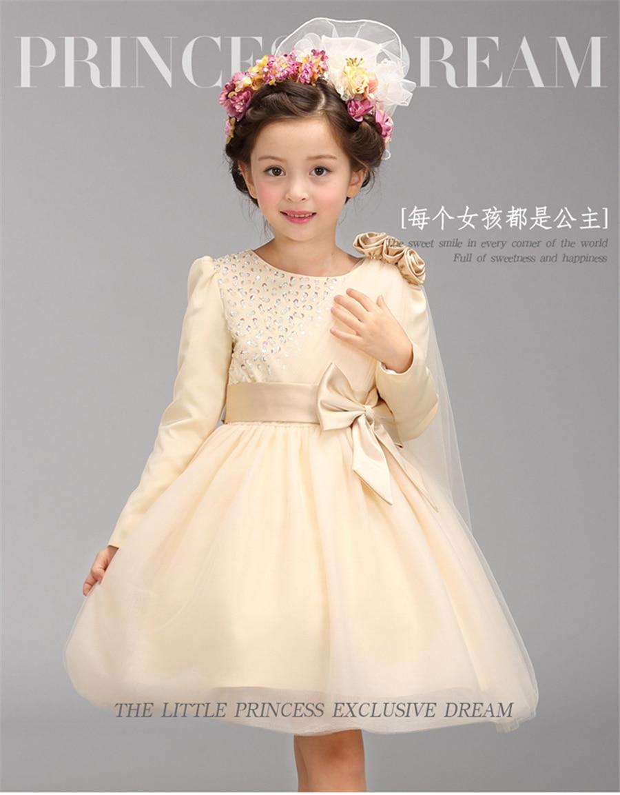Baby Girl Pink Christening Gowns Kids Girls Wedding Dress girls ...