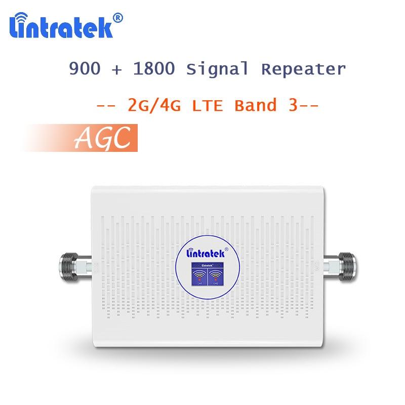 Repeater 900 1800 (FDD) DCS โทรศัพท์มือถือสัญญาณ Booster AGC LTE Amplificador GSM 70dB Repetidor Band 3 4G Cellular S49-ใน เครื่องกระตุ้นสัญญาณ จาก โทรศัพท์มือถือและการสื่อสารระยะไกล บน AliExpress - 11.11_สิบเอ็ด สิบเอ็ดวันคนโสด 1