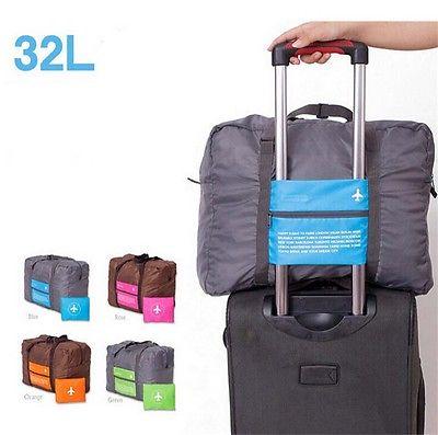 Travel Luggage Duffle Bag Lightweight Portable Handbag Pomegranate Painting Large Capacity Waterproof Foldable Storage Tote