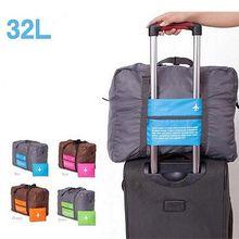 Travel Luggage Bag Big Size Folding Carry-on Duffle