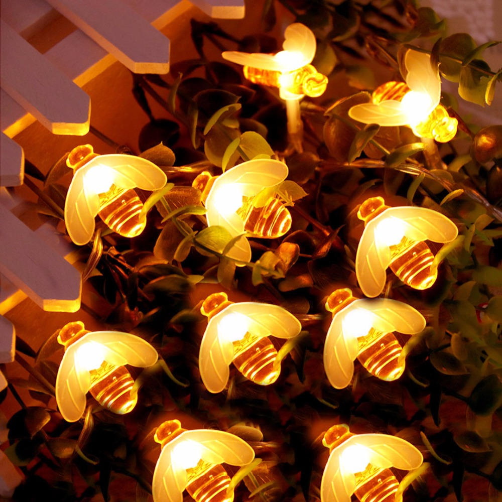Aus Dem Ausland Importiert Led Outdoor Solar Lampe Usb Led Lichterketten Fee Urlaub Weihnachten Solar Party Girlande Solar Garten Wasserdicht Lichter Solarlampen