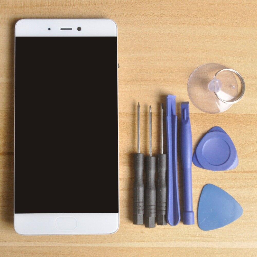 Sinbeda 5.15 ''LCD Screnn Pour Xiaomi 5S Mi5s M5s LCD + Écran Tactile Digitizer Avec Cadre Assemblée LCD Afficher Non d'empreintes digitales + Outils