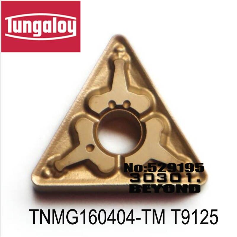 TNMG160404-TM T9125TNMG160408-TM T9125TNMG160412-TM T9125,original tungaloy carbide insert,turning tool holder cnc machine