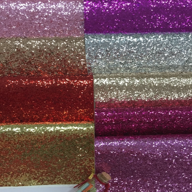 FREE SHIPPING 35m roll grade 3 chunky glitter fabric wallpaper night club glitter  wallpaper modern glitter fabric wallpaper b1cf8cbe9aa2