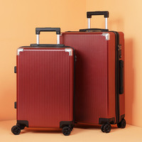 Luggage set Spinner Hardside Luggage Unisex business luggage set travel suitcase maletas de viaje con ruedas envio gratis