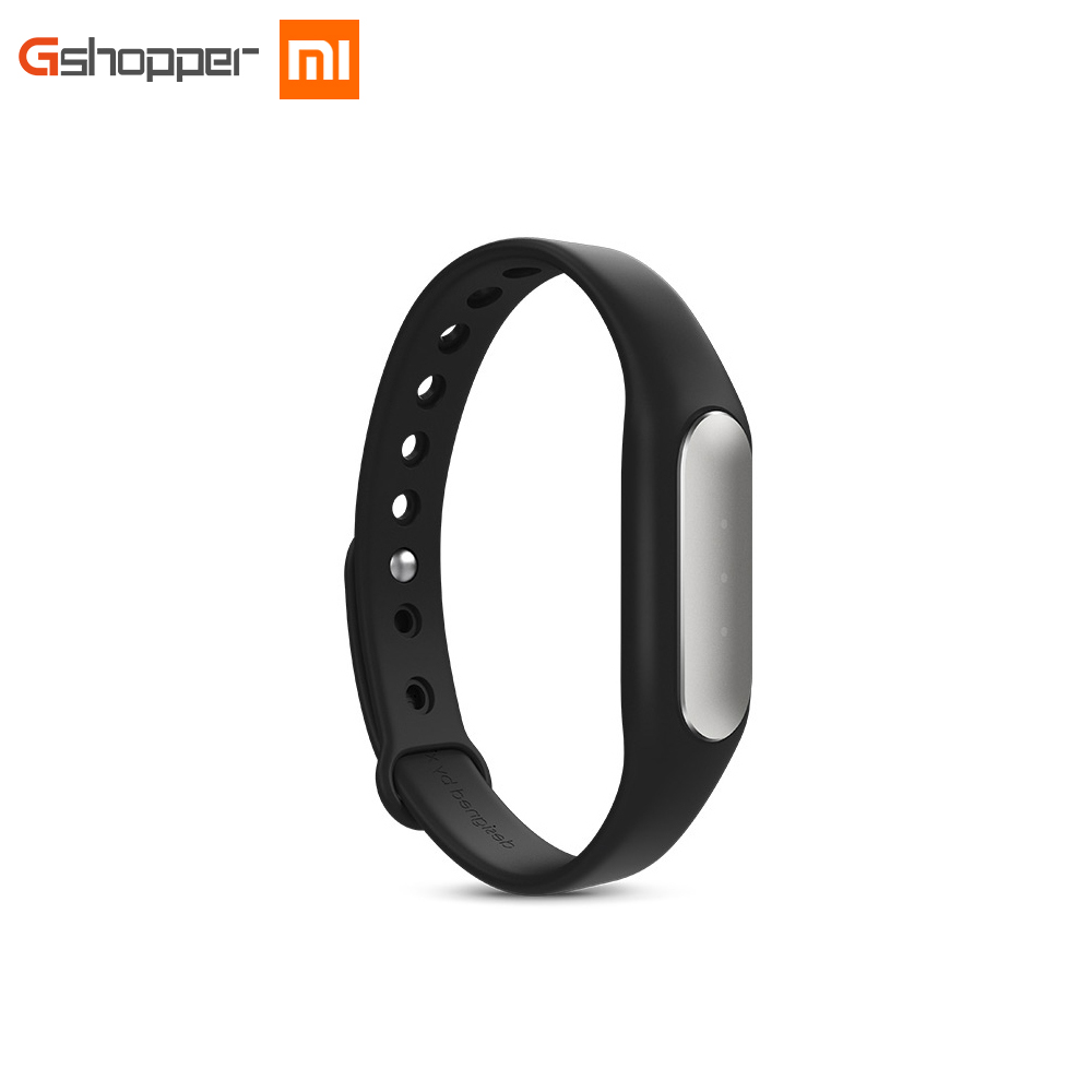 Original Xiaomi Mi Band 1 Mi Band 1S Smart Bracelet Wristband Bluetooth 4 0 IP67 Waterproof