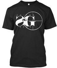 Sniper Gang - Sg Standard Unisex T-Shirt Harajuku Tops t shirt Fashion Classic Unique free shipping