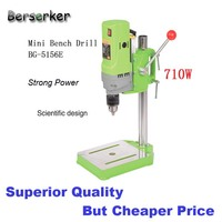 Berserker Dremel Tools BG 5156E Precision Mini Bench Drill 710W 13mm Chuck Power Accessory Easy Milling