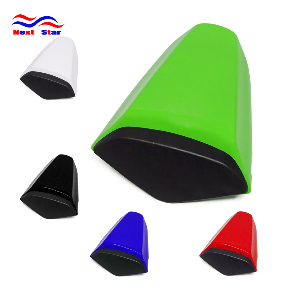 Motorcycle Multi Color ABS Plastic Rear Seat Cover Cowl For KAWASAKI ZX10R ZX 10R 2008 2009 2010Motorcycle Multi Color ABS Plastic Rear Seat Cover Cowl For KAWASAKI ZX10R ZX 10R 2008 2009 2010