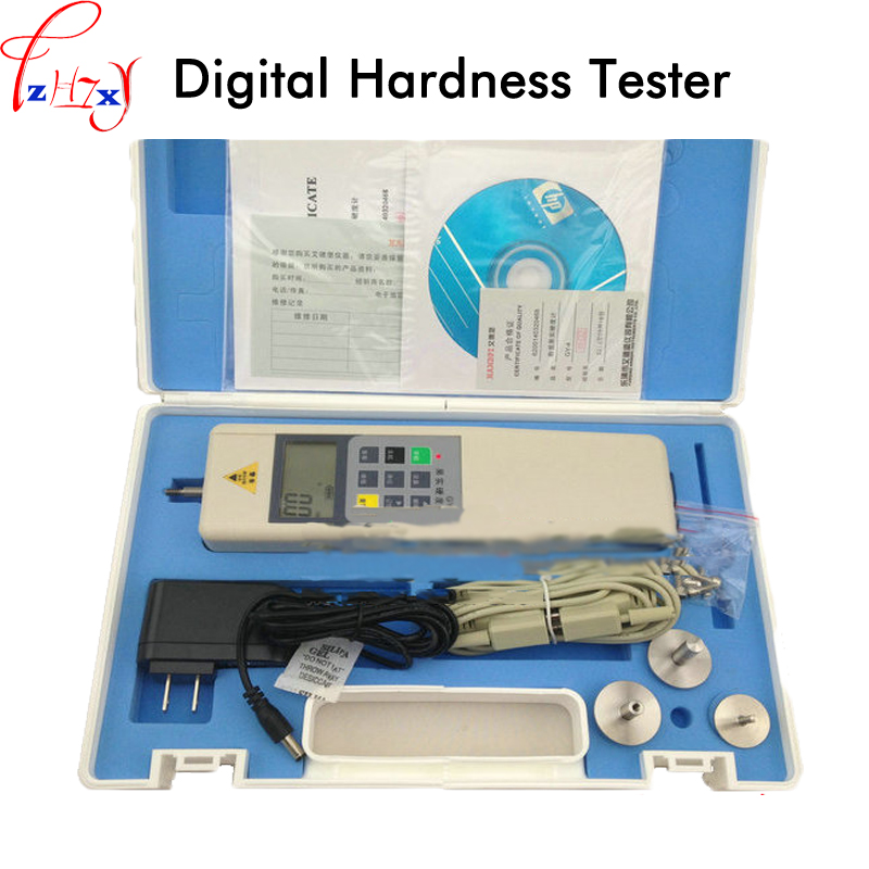 GY - 4 Numerals Hardness Tester New Force Induction Device Fruit Maturity Test, Melon And Fruit Hardness Tester 1PC