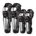 WOSAWE Hard Shell Moto Knee Pads Set Brace Support Sports Off-Road Guard Kit Snowboard Kneepad Hockey Motorcycle Protection Kits