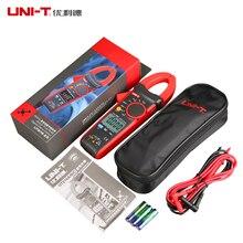 купить Uni-t UT216C 600A RMS medidores digitais  Auto faixa w / temperatura capacitancia frequencia NCV teste по цене 4144.3 рублей