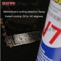 Механик V7 материнская плата печатная плата электронный компонент детектор неисправностей экстремальное охлаждение жидкости для iphone агент...