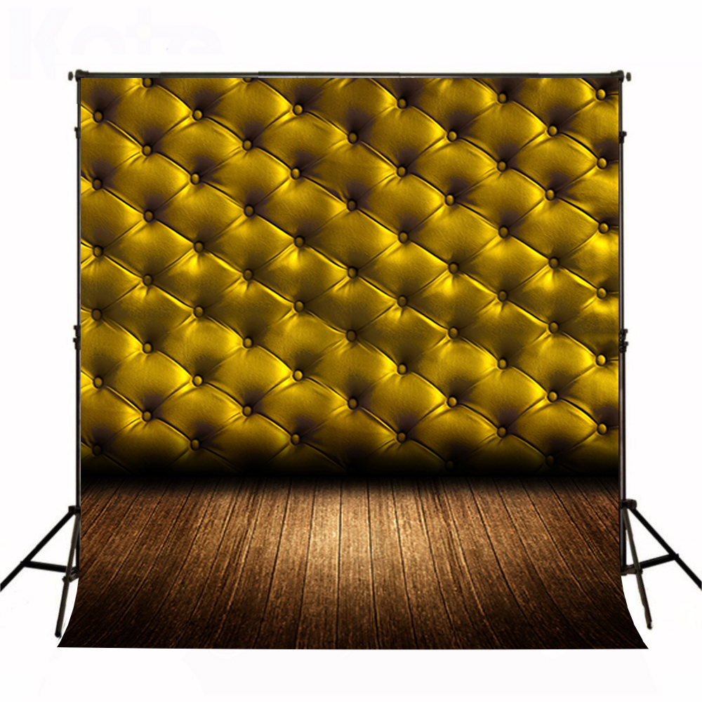 Newborn Photography Backdrops Golden Sofa Wall Photocall For Baby Dark  Striped Wooden Floor Backgrounds For Photography In Background From  Consumer ...