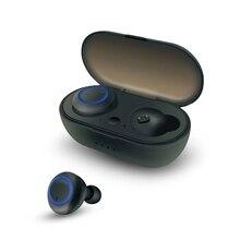 New W8 TWS  Wireless Bluetooth Earphones 5.0 Sport Earbuds Stereo Handsfree Earphones With Mic for Xiaomi iPhone Games a6s tws bluetooth 5 0 earphones stereo wireless noise cancellation with mic handsfree earbuds for iphone xiaomi redmi