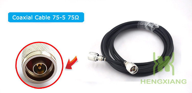 Coaxial Cable 75-5 -2