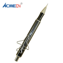 ACMECN Brand Pen and pencil Sets 2pcs / lot Carbon fiber Ballpoint & Mechanical Pencil Couple Gifts for Office Stationery