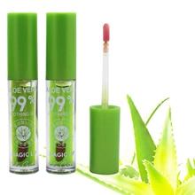 Lipgloss Aloe-Vera Lip-Protection Magic-Color Non-Stick Moisturzing New Cup-Juice Anti-Aging