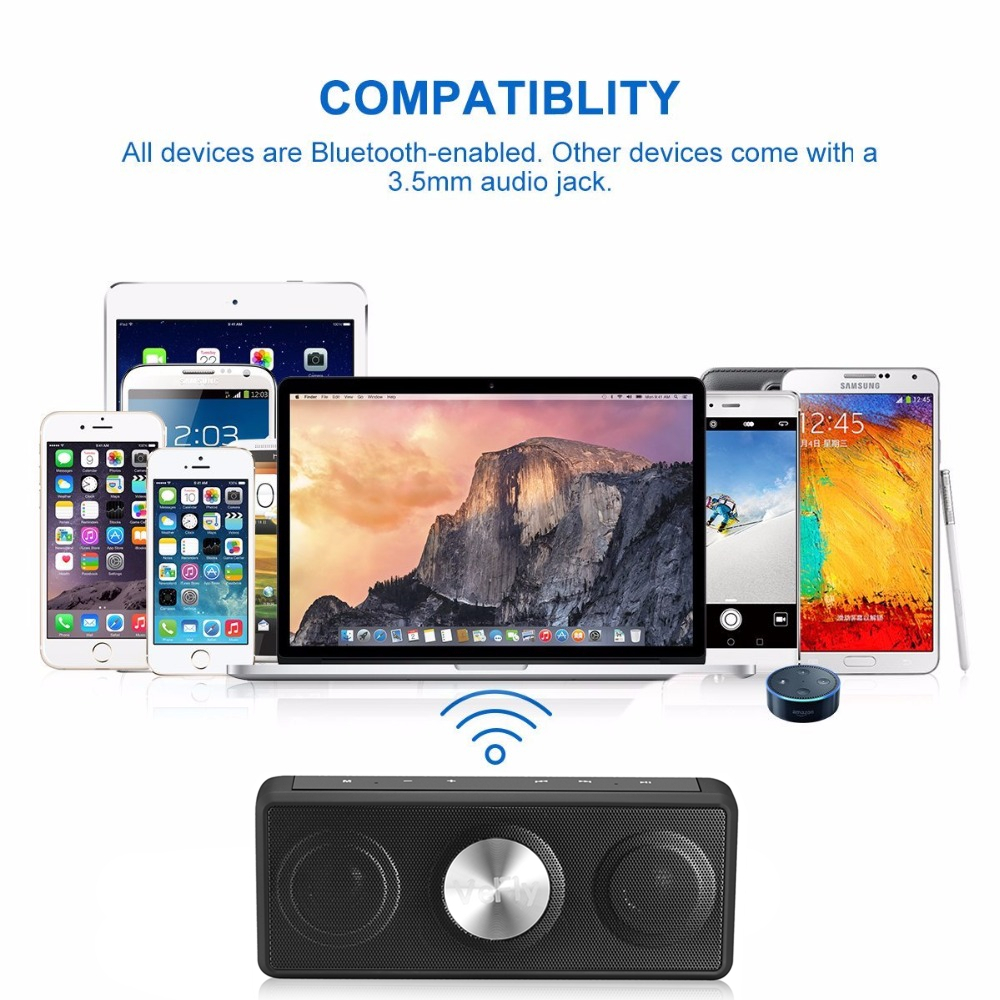 Zvučnici Bluetooth zvučnici boombox baterija usb zvuk zvuka - Prijenosni audio i video - Foto 5