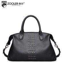 ZOOELRพร้อมจัดส่งของแท้หนังผู้หญิงกระเป๋าหมุดใหม่กระเป๋าถือกระเป๋าสะพายMessengerได้