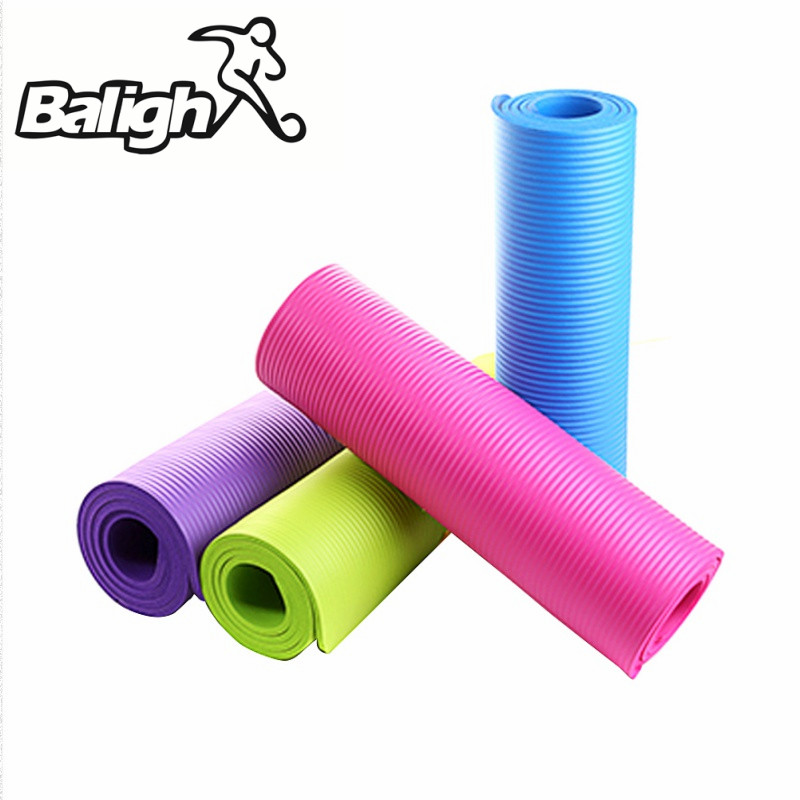 Balight 4 MM EVA Utility Exercise Yoga Mat Non Slip