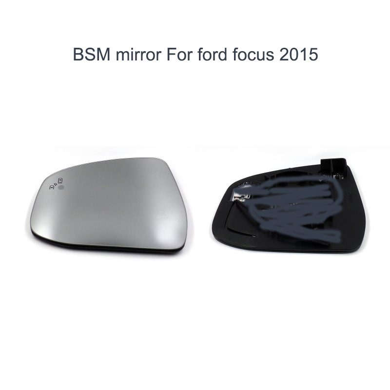 24GHZ Microwave Radar OBD 10KM/h KIT BSM system For ford focus 2015 blind spot sensor Car Blind Spot Detection System image